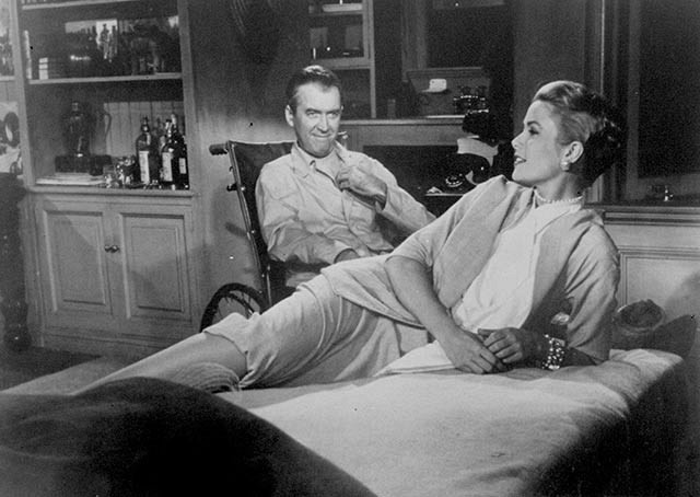 The Screen No Time For Comedy, A Gay Romance, With James Stewart And Rosalind Russell